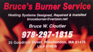 Bruce's Burner Service | Member of North Central Referral Group