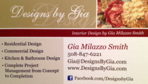 Designs by Gia | Member of North Central Referral Group