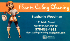 Floor to Ceiling Cleaning | Member of North Central Referral Group