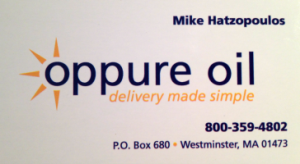 Oppure Oil | Member of North Central Referral Group