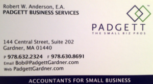 Padgett Business Services | Member of North Central Referral Group