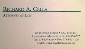 Richard Cella | Member of North Central Referral Group